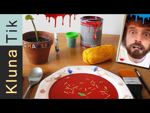 eating-paint-soup!!-kluna-tik-dinner-#52-|-asmr-eating-sounds-no-talk