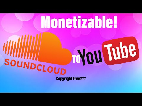 How to get Royalty Free SoundCloud Music for Youtube