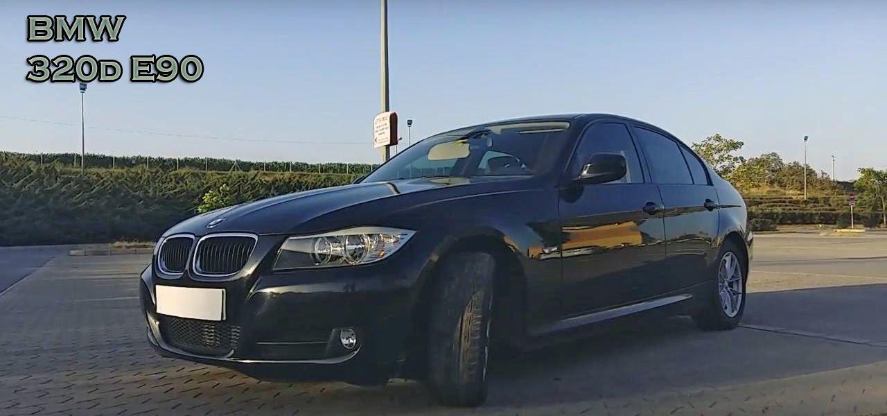 bmw 320d e90   test, sürüş İzlenimi, İnceleme ( english subtitled