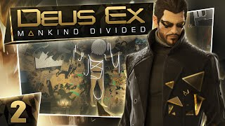 Deus Ex: Mankind Divided #2 - Aftermath