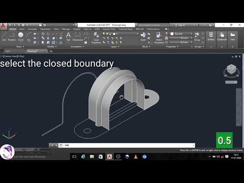 Autocad 3D Shadels/Autocad In Tamil Language