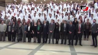 بحضور السفير البريطاني.. افتتاح كلية الطب بـجامعة «نيو جيزة»