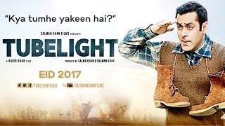 TUBELIGHT Movie 2017 FIRST Look OUT Now - Salman Khan, Zhu Zhu