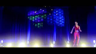 Leticia Rodriguez - Muestra Paraiso Salsa - Agosto 2017