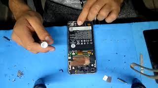 Como Desmontar HTC Desire 10 || Como Abrir HTC Desire 10 || Como Desarmar HTC Desire 10