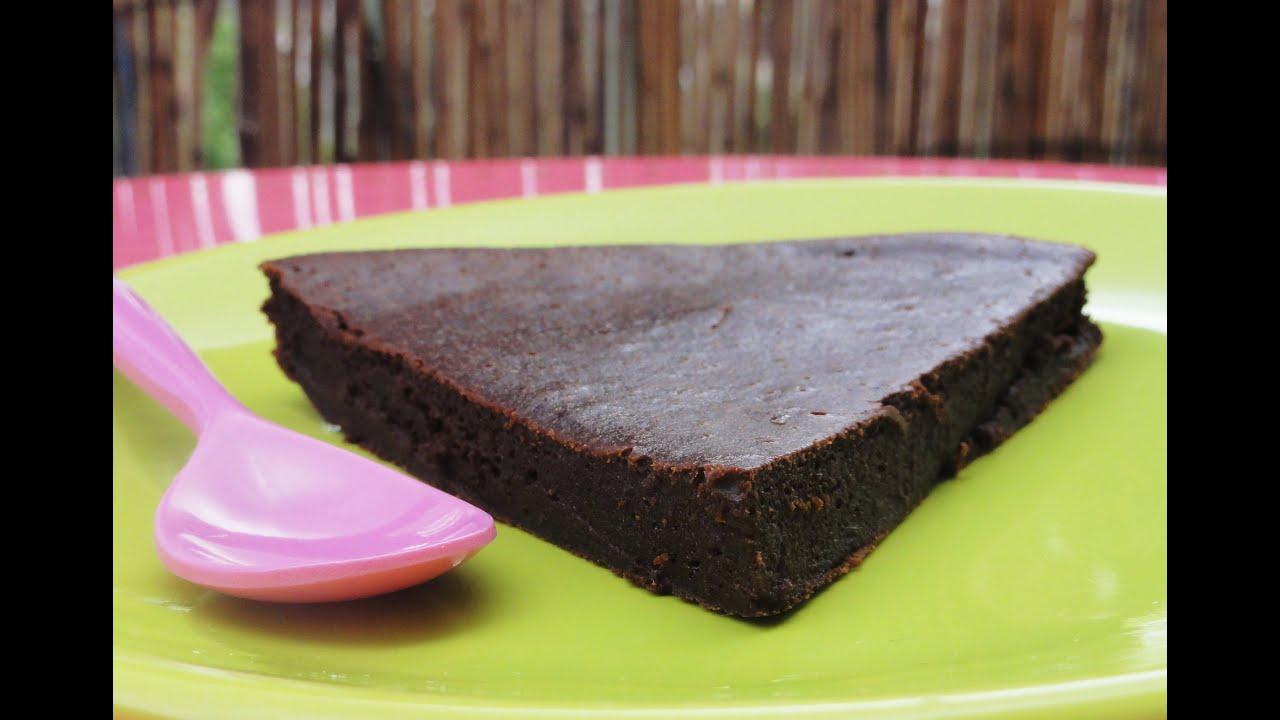 Fondant chocolat sans beurre sans sucre : recette light ...