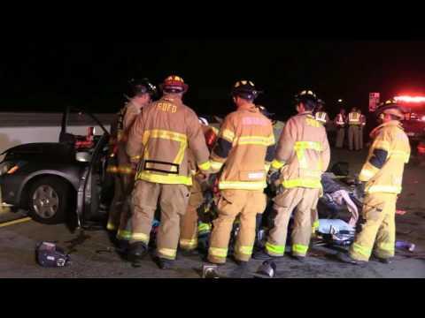San Diego: Horrific Accident 09102016