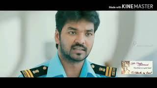 Raja Rani / tamil movie scenes Arya expresses love to Nayanthara.