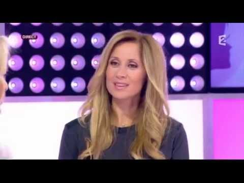 C'est au programme - Lara Fabian (France 2) (12-11-15)