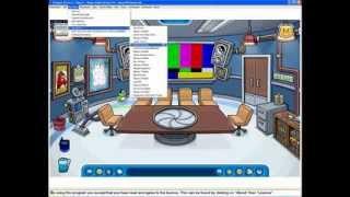 Club Penguin Storm 5.4 New CP Trainer