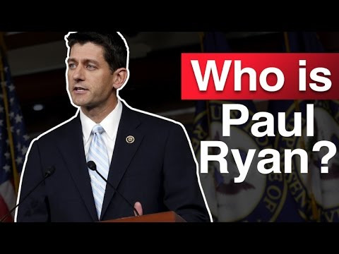 Who is House Speaker Paul Ryan?