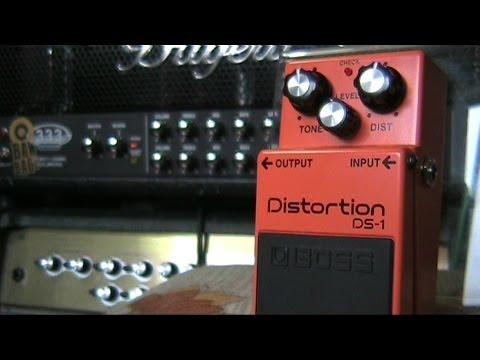 Boss DS-1 Distortion: Gear Review