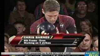 2009 PBA Geico Plastic Ball Championship - Chris Barnes vs. Pete Weber (Part 2)