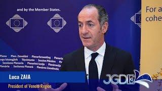 Mr luca zaia - president of veneto region