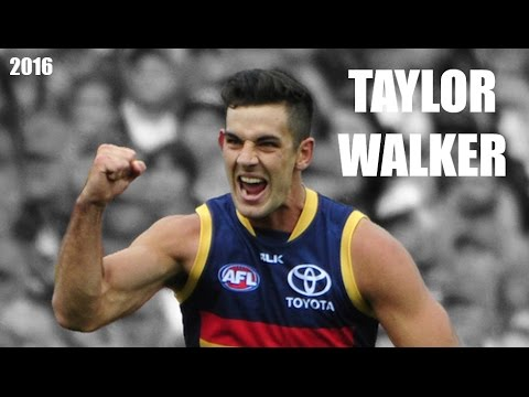 Taylor Walker 2016 Highlight Reel