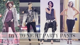 Day To Night- Party Outfits Thumbnail