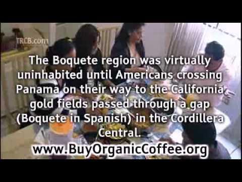 Coffee from Panama