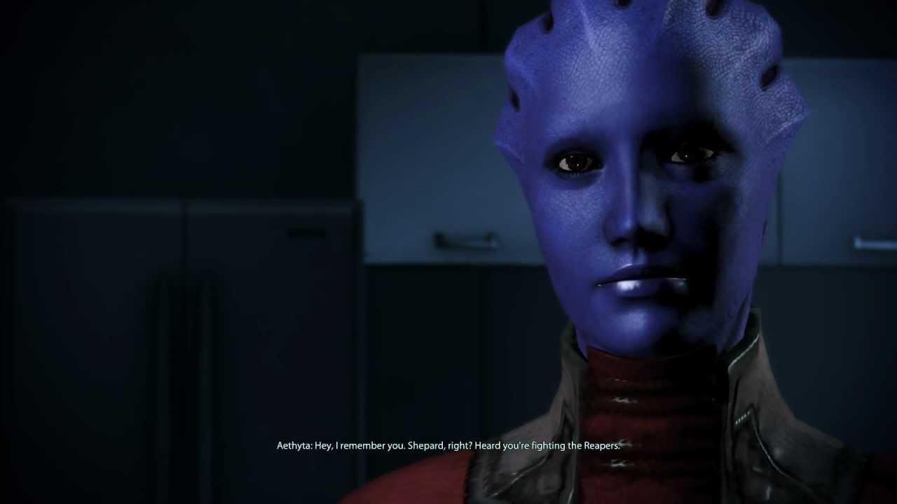 Mass Effect Sex Liara