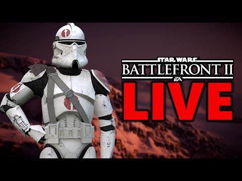 SEPTEMBER UPDATE OUT NOW! Star Wars Battlefront 2 Live Stream #176 thumbnail