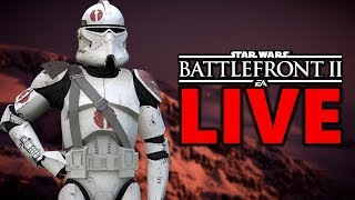 SEPTEMBER UPDATE OUT NOW! Star Wars Battlefront 2 Live Stream #176