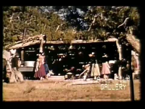Navajo, Diné, Indians of New Mexico, Arizona,1945 Documentary