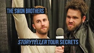 Swon Brothers Share Carrie Underwood Tour Secrets