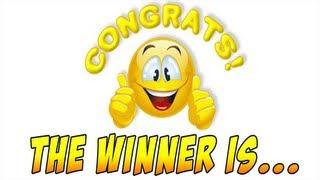 50 sub winner anouncment