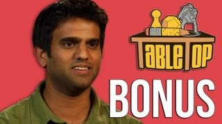 Sandeep Parikh Extended Interview from Munchkin - TableTop ep 5