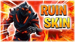 "THE ""SECRET"" RUIN SKIN! -Dansk Fortnite"