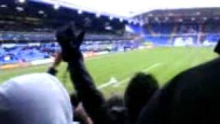 Coventry v Birmingham FA cup 2010-11
