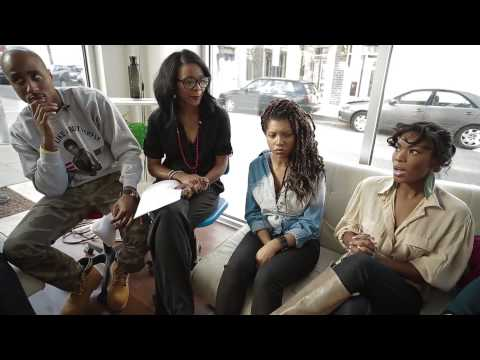 HE SAY SHE SAY EPISODE 3 - INTERRACIAL DATING