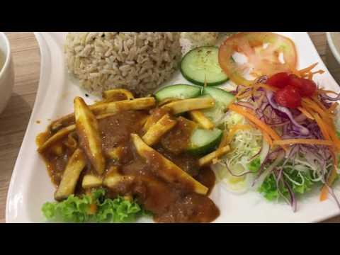Vegan Food In Malaysia