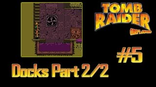 [Game Boy Color] Tomb Raider: Curse of the Sword - Docks Part 2/2 | level 5
