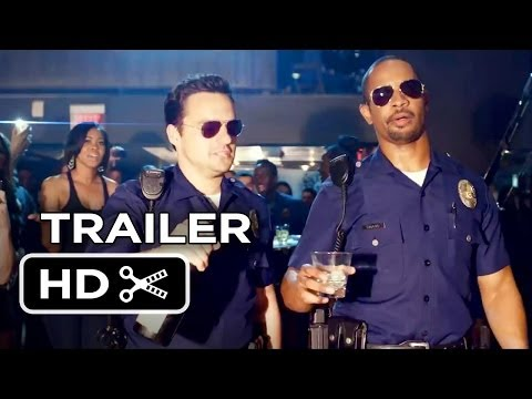 Let's Be Cops Official Trailer #1 (2014) - Jake Johnson, Damon Wayans Jr. Movie HD