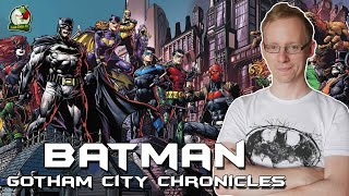 Batman: Gotham City Chronicles | Gra Planszowa