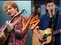 Ed Sheeran vs Shawn Mendes | Sin Autotune