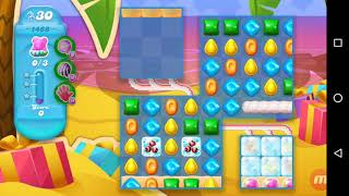 Candy Crush Soda Saga Level 1466 (No Booster ⭐⭐)