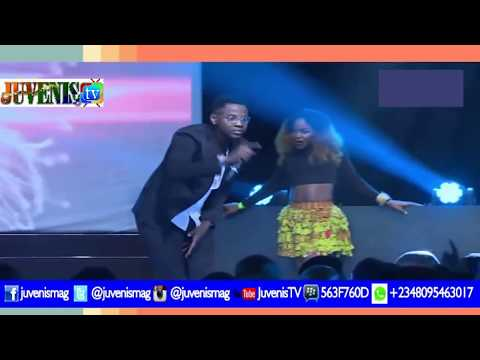 Kiss Daniel Makes Ladies Loose Control Over 'Mama' & 'Yeba'