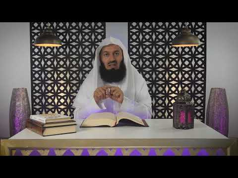Episode 07 Supplications | Ramadan Series 2018 | Mufti Menk