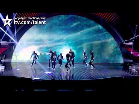 Diversity Perform In The Bgt Final Britain S Got Talent 2012 Final Uk Version Youtube