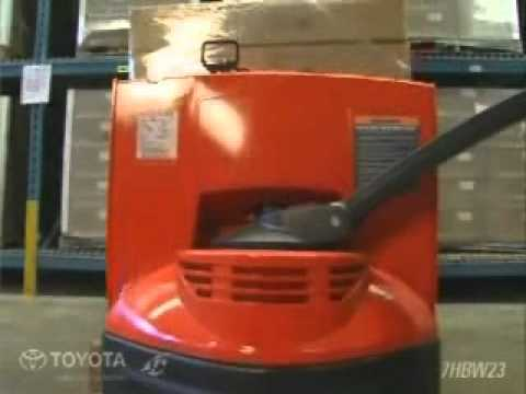 Toyota 7HBW23 Walkie Electric Pallet Truck