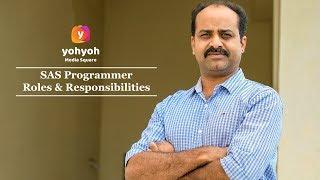 SAS Programmer | Roles & Responsibilities | YohYoh Media Square | Clinnovo
