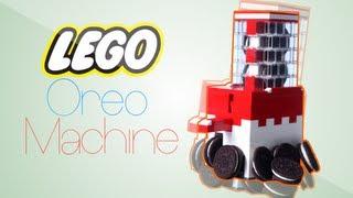 Lego Oreo Machine