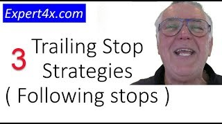 3 automated Trailing stops strategies that are making Forex traders lots of money Are you using them