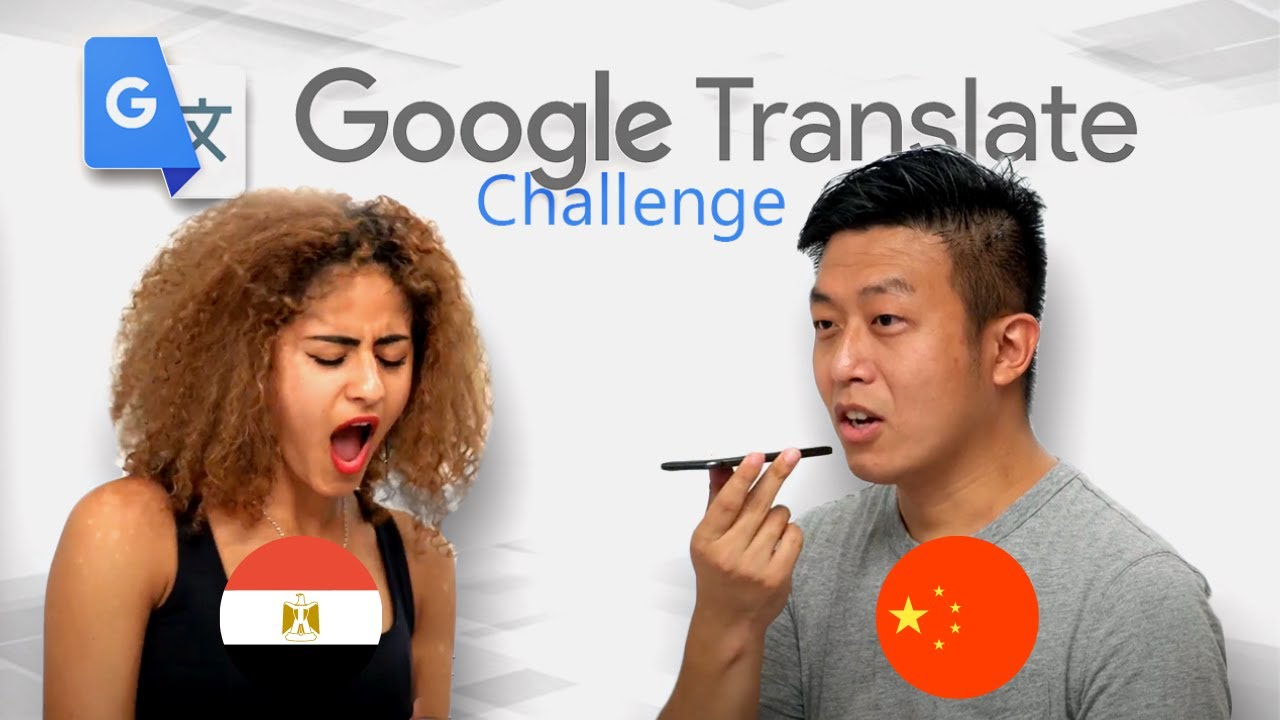 Using Only Google Translate to Communicate I Date Challenge Ep.3