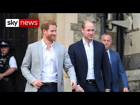 The battle of the brothers: how deep is the alleged rift between Princes William and Harry?