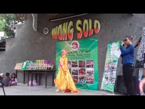 Lomba Fashion show anak busana muslim (Fashion Show Kids) - Bali Part 1