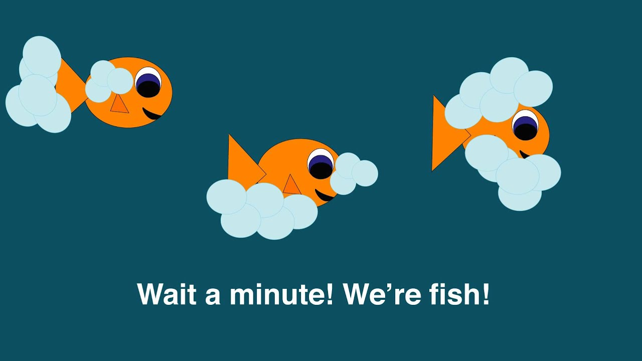 Goldfish youtube for Fish songs for preschoolers