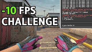 Po Każdej Śmierci tracę 10 FPS... (-10 FPS Challenge)