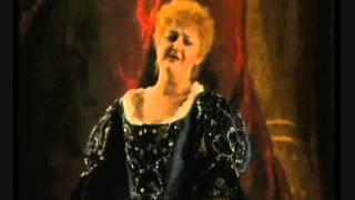Edita Gruberova - Donna Anna - Crudele... - La Scala 1987